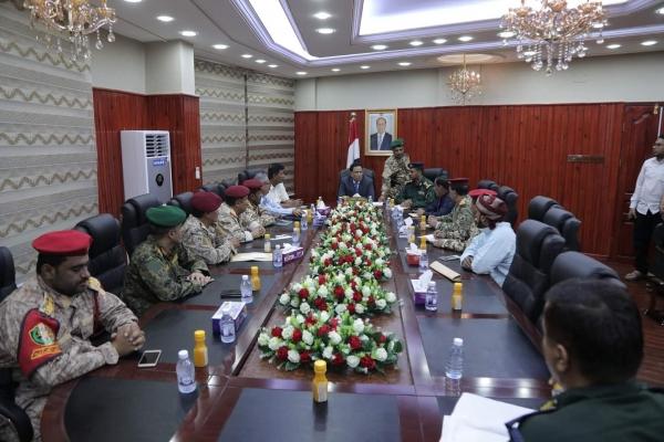 المهرة : اللجنة الأمنية توجه ببقاء كافة الوحدات الأمنية في حالة الجاهزية واليقظة القصوى