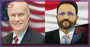 الشيخ العرادة للمبعوث الأمريكي مأرب ستظل منطلقاً لاستعادة الدولة اليمنية وتحقيق السلام