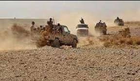 مأرب : قوات الجيش تكسر هجوماً للحوثيين في جبهة رحبة