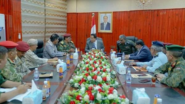 المهرة: اللجنة الأمنية تناقش مستجدات الأوضاع بالمحافظة وسبل الحفاظ على الأمن والاستقرار