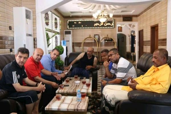 المنتخب الوطني الأولمبي يستعد لانطلاق معسكره التدريبي بمحافظة المهرة