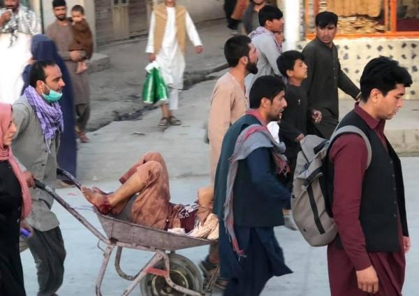 رويترز: انفجار في محيط مطار كابول وسقوط ضحايا مدنيين
