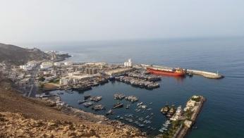 المهرة : توترات شهدها ميناء نشطون بين القوات السعودية واليمنية