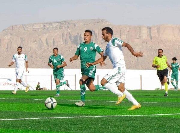نادي اليرموك يحقق يتفوق على شعب إب ضمن منافسات الدوري اليمني الممتاز