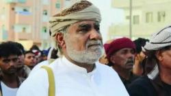 الحريزي يرفض إتفاق الحكومة والإنتقالي ويطالب بإنهاء الإحتلال السعودي الإماراتي لليمن