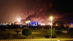 الحوثيون يهددون السعودية مجددا ويحذرون الأجانب من التواجد في شركة أرامكو
