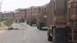 الحزام الأمني في عدن يرسل تعزيزات عسكرية إلى أبين