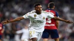 فنيسيوس ورودريجو يقودان ريال مدريد إلى صدارة الدوري الإسباني