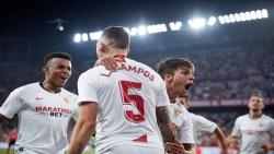 انتفاضة أشبيلية تحرم سوسيداد من صدارة الدوري الإسباني