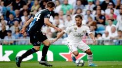 ريال مدريد يكافح ليتعادل 2-2 مع بروج