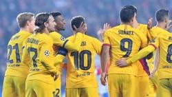 برشلونة يعود بفوز صعب من التشيك