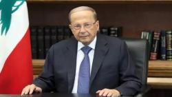 الرئيس اللبناني لن يطلب من الحكومة يوم الثلاثاء تولي المسؤولية مؤقتا