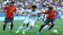 إسبانيا والأرجنتين يسجلان التعادل الأول بمونديال الناشئين