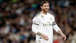 راموس يسجل للموسم 16 على التوالي في فوز ساحق لريال مدريد على ليجانيس