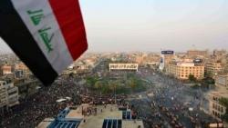 احتجاجات العراق.. عصيان مدني بالبصرة واجتماع أمني ببغداد