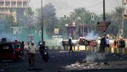 الشرطة ومسعفون: مقتل 3 محتجين برصاص قوات الأمن في الناصرية بجنوب العراق