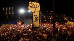 مقتل شخص خلال موجة جديدة من الاحتجاجات في لبنان بعد كلمة عون