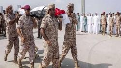 الإمارات تعلن مقتل أحد جنودها في نجران جنوب السعودية