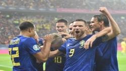 السويد تتأهل لبطولة أوروبا 2020 بالفوز 2-صفر على رومانيا