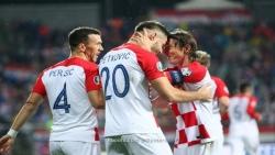 كرواتيا إلى يورو 2020 من بوابة سلوفاكيا