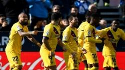 بطولة إسبانيا.. برشلونة يخرج من عنق الزجاجة ضد ليغانيس