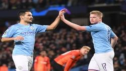 مانشستر سيتي يتأهل رغم التعادل على أرضه مع شاختار