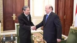الرئيس هادي يؤكد عمق العلاقات التاريخية لليمن مع الصين