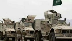 تبادل إطلاق النار بين قبائل المهرة وقوات سعودية حاولت اقتحام منفذ شحن الحدودي