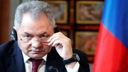 وزيرا الدفاع الروسي والتركي يبحثان سبل تحقيق الاستقرار في إدلب السورية