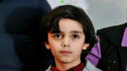 عمره 7 سنوات ولوحاته تباع بآلاف الدولارات