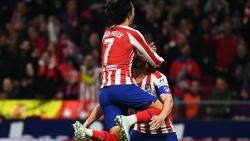 أتلتيكو مدريد ينتزع المركز الثالث خلف الكبار وأشبيلية يُسقط خيتافي