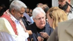 غريفيث يدعو إلى إطلاق سراح الأسرى والمحتجزين في اليمن