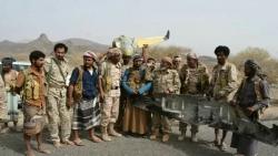 الجيش الوطني يسقط طائرتين مسيرتين للحوثيين في صرواح