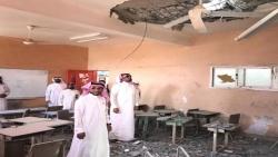 السعودية تعلن عن إصابات في الرياض إثر سقوط صاروخ أطلقه الحوثيون