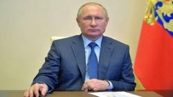 بوتين يقول لم نصل للذروة رغم تجاوز إصابات كورونا في روسيا 47 ألفا