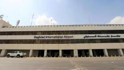 سقوط ثلاثة صواريخ قرب مطار بغداد والعثور على قاذفة مزودة بمؤقت