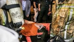 الرابع خلال فترة قصيرة.. انفجار بمصنع للأكسجين جنوب طهران يخلّف خسائر بشرية
