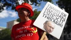 تقرير برلماني بريطاني: دلائل على تدخل روسيا في البريكست لكن الحكومة لم تقم بتحقيق معمّق