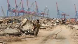تركيا تبدي استعدادها للمساعدة في إعادة بناء مرفأ بيروت