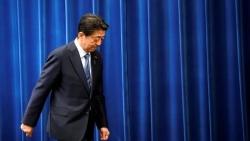 رئيس الوزراء الياباني يقرر التنحي عن منصبه لأسباب صحية