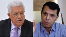 """فلسطين"""" تندد بتصريحات أمريكية تحدثت عن استبدال """"عباس"""" بـ""""دحلان"""""""