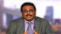 """""""الجبواني""""يطالب السعودية بتوضيح حول رفع """"الانتقالي"""" علم الانفصال في الرياض"""