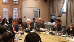 """جولة جديدة يرعاها """"غريفيث"""".. بدء اجتماع بين ممثلي الحكومة والحوثيين لمناقشة ملف الأسرى والمعتقلين في سويسرا"""