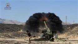 قوات الجيش والمقاومة تستعيد مواقع استراتيجية في صرواح غرب مأرب