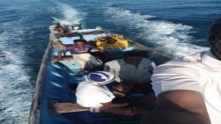 الأجهزة الأمنية بسيحوت تلقي القبض على عدد من الصيادين المخالفين