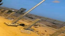 """المهرة .. لجنة احتجاج """"شحن"""" تستنكر الاستحداثات الجديد للقوات السعودية"""
