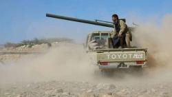 مليشيا الانتقالي في أبين تشن هجوم على مواقع الجيش والاخير يقول لن يقف مكتوف الايادي