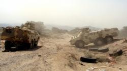 أبين ..الجيش يكسر هجمات الإمارات في جبهة الطرية ويلحق بها خسائر كبيرة