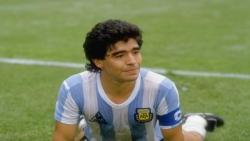 التلفزيون الأرجنتيني: وفاة نجم كرة القدم دييغو مارادونا