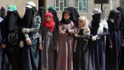 تقارير حقوقية 1000 إمرأة يمنية بمعتقلات الحوثي